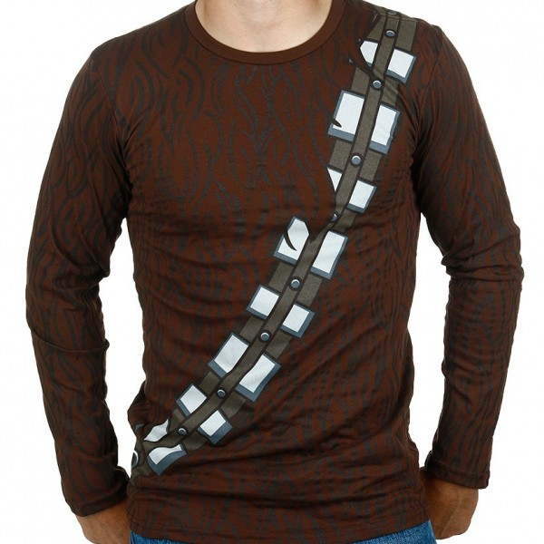 Chewbacca T Shirt Creative Concepts International